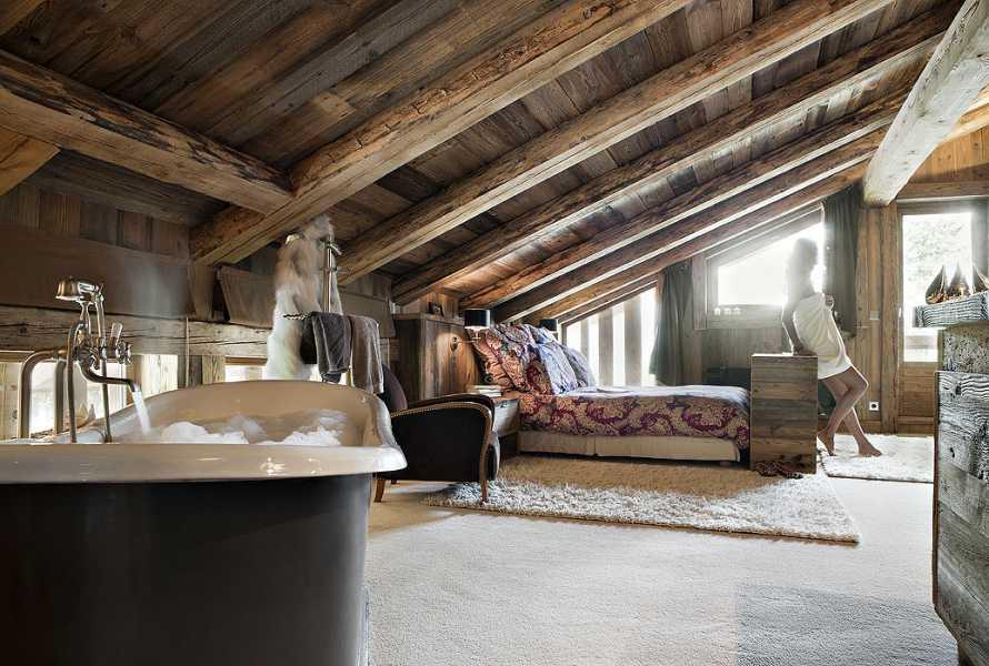 MEGEVE  - Chalet individual  6 Habitaciones